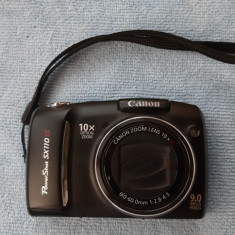 CANON POWER SHOT SX110IS , MODEL PC 1311