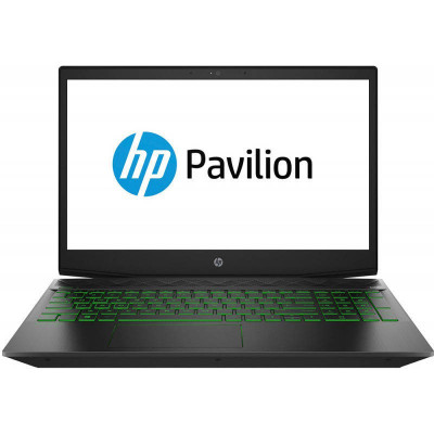 Laptop HP Pavilion 15-cx0002nq 15.6 inch FHD Intel Core i7-8750H 8GB DDR4 256GB SSD nVidia GeForce GTX 1050 Ti 4GB Shadow Black foto