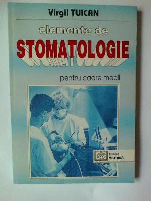 Elemente de Stomatologie pentru Asistenti Medicali foto