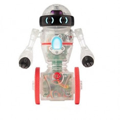 Jucarie inteligenta robotul Coder Mip WowWee, 8-10 ani, Plastic, Unisex