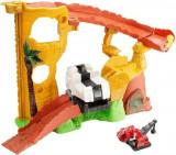 Jucarie Mattel Dinotrux Rock Slide Revenge Playset