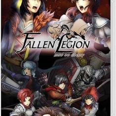 Fallen Legion Rise To Glory Nintendo Switch