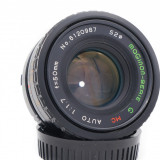 Obiectiv Maginon Series G MC 50mm 1.7 montura Minolta MD, Konica Minolta