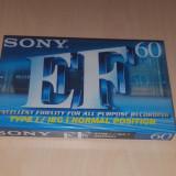 Vand casete audio sigilate noi Sony EF60
