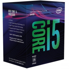 Procesor Intel Core i5-8400 Hexa Core 2.8 GHz Socket 1151 BOX