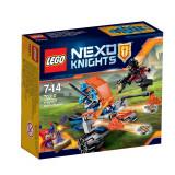 LEGO® Nexo Knights - Masina de lupta din Knighton (70310)