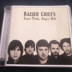 Kaiser Chiefs - Yours Truly Angry Mob _ cd,album _ Polydor ( Europa , 2007 )