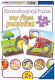 Puzzle To The Farm (9X2 Pcs), Ravensburger