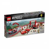 LEGO® Speed Champions - Garajul Suprem Ferrari (75889)