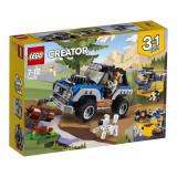 LEGO® Creator - Masina de aventuri (31075)
