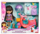 Jucarie Dora And Friends Scooter Adventure