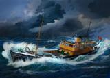 Macheta Vas De Pescuit Revell - Northsea Trawler