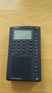 Radio FM World Receiver  Grundig YB500 YB 500 Vintage Colectie + Husa