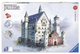 Puzzle 3D Neuschwanstein Castle (216 Pcs), Ravensburger