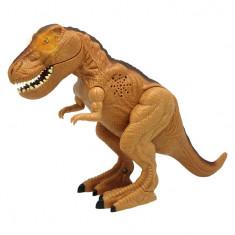 Dinozaur cu lumini si sunete Mighty Megasaur T-REX Marime Medie