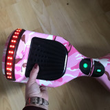 Hoverboard Extreme Balance 6.5 inch Pink-Roz