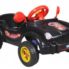 Masina cu pedale Visul copiilor neagra