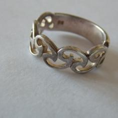 Inel argint vintage -4110