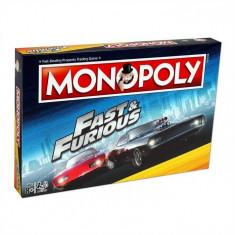 Joc Monopoly Fast & Furious Edition