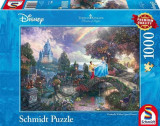 Puzzle Thomas Kinkade Disney Cinderella 1000 Pcs, Schmidt
