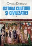Ovidiu Drimba - Istoria culturii si civilizatiei - vol II, 1987