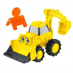 Jucarie Bob The Builder Cast Scoop Vehicle, Mattel