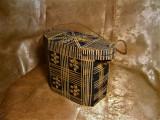 Cumpara ieftin Unicat! Geanta etnic tribala Papua Noua Guinee, lemn sculptat, vintage