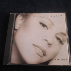 Mariah Carey - Music Box _ cd,album _ Columbia ( europa , 1993 )