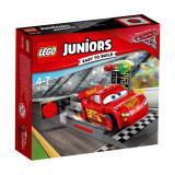 LEGO® Juniors - Lansatorul de viteza Fulger McQueen (10730)
