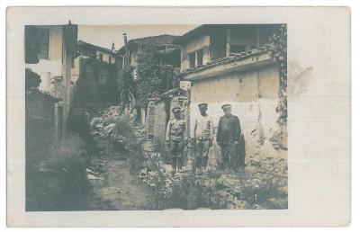 4332 - CONSTANTA, Military, Romania - old postcard, real PHOTO - unused - 1916 foto