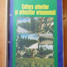 CULTURA ARBORILOR SI ARBUSTILOR ORNAMENTALI- ANA FELICIA ILIESCU- 2002