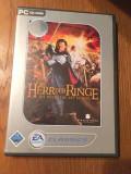 Joc computer PC CD-ROM, Der Herr der Ringe, Die Ruckkehr des Konigs, In germana