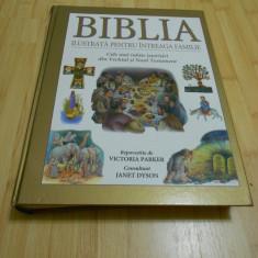 READER'S DIGEST--BIBLIA ILUSTRATA PENTRU INTREAGA FAMILIE