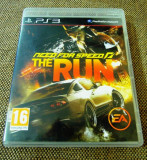 Joc Need for Speed the Run, NFS, original, PS3! Alte sute de jocuri!, Curse auto-moto, 3+, Single player, Ea Games