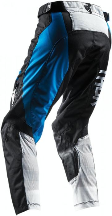 Pantaloni motocross Thor Pulse Taper S7S, alb/albastru, 36 Cod Produs: MX_NEW 29016311PE