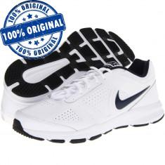 Pantofi sport Nike T-Lite 11 pentru barbati - adidasi originali - piele naturala foto
