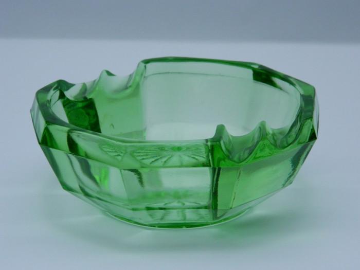 SCRUMIERA sticla veche