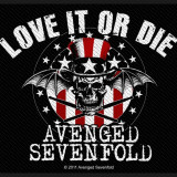 Patch Avenged Sevenfold: Love It Or Die