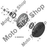 MBS Fulie sfoara cuplaj pornire Ski-Doo SUMMIT 600R E-TEC, 2019, Cod Produs: 420852015SK