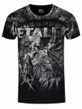 Tricou Metallica: Stoned Justice