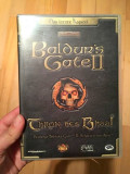 Joc computer PC CD-ROM, in germana, Baldur's Gate II, Thron des Bhaal