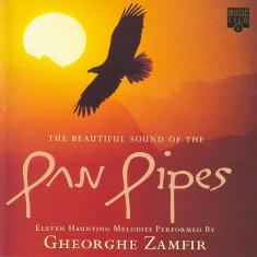 Zamfir Gheorghe Beautiful Sound Of The Pan Pipes (cd)