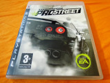 Joc Need for Speed Pro Street, NFS, original, PS3! Alte sute de jocuri!, Curse auto-moto, 3+, Single player, Ea Games