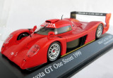 Minichamps Toyota GT-One street version ( Kyosho exclusive ) 1999 1:43