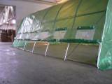 Solar de gradina 4x6 m, 24 mp, teava galvanizata