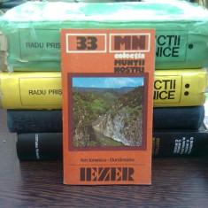Colectia Muntii Nostri - IEZER - Ion Ionescu-Dunareanu