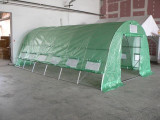 Solar de gradina 4x8 m, 32 mp, teava galvanizata
