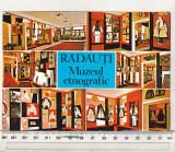Bnk cp Radauti - Muzeul etnografic - circulata, Printata