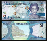 Cayman Islands 2010(2017) - 1 dollar UNC