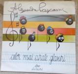 DISC LP VINYL: ALEXANDRU PASCANU - CELOR MAI CURATE GLASURI (ST-EXE 02200/1983), VINIL